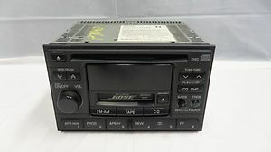95 99 Nissan Maxima Bose Radio CD Cassette Player PN 2121D CP