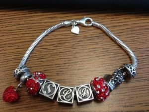 Charmed Memories Charm Bracelet and Charms