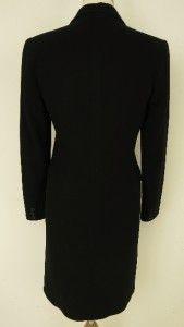 Charles Gray London Super Cute Wool Cashmere Long Coat Jacket Womens 4
