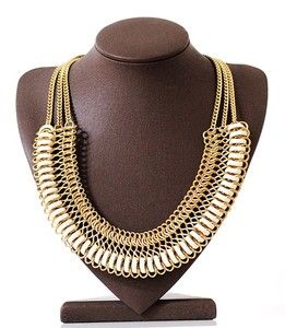 Chain Womens Fashion Necklace Runway Premier Designs Jewelry