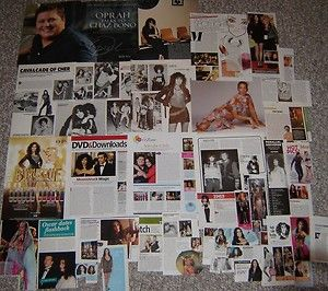 Cher Sonny Bono and Chaz Chastity Bono Clippings