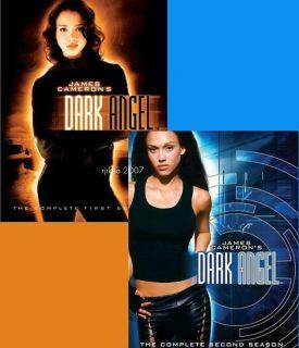 Dark Angel Complete Series Seasons 1 2 One Two 1 2 New