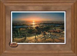 vendio gallery now free terry redlin framed best friends print