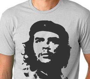 Che Guevara Retro T Shirt Political Tee XL