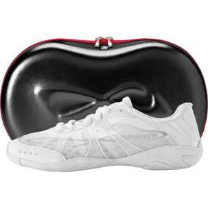 Nfinity Vengeance Cheer Shoes Brand New in Black Case