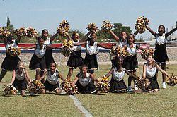 Cheerleader Dance Silver Charm Pendant Jewelry Pom School Football Lot