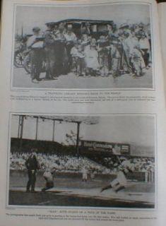 Babe Ruh 70h Home Run Baseball 1920 ennis Champions