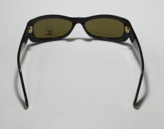 New Chanel 5095 B Black Tortoise Brown Fashionable Sunglasses Shades