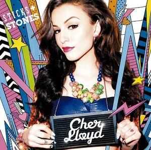 Cher Lloyd Sticks Stones Japan CD Bonus Track E78