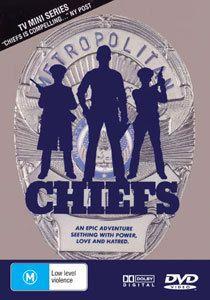 Charlton Heston Chiefs Complete TV Mini Series DVD