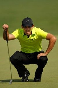 381) XL 2012 Nike Golf Premium Jersey Tour Issue Polo Shirt $90