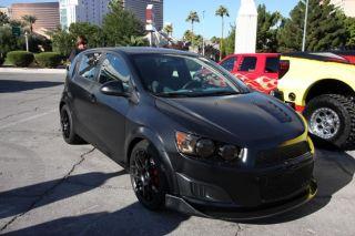 Chevrolet Sonic 12 13 Seibon Carbon Fiber CW Style Hood