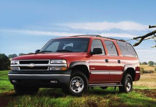 02 05 Chevrolet Suburban Factory Service Repair Manual 2002 2003 2004