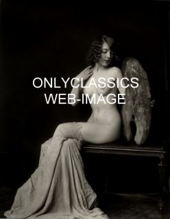SEXY GIRL PIN UP PRINT Cheney JOHNSTON Ziegfeld Follies #8 ART DECO