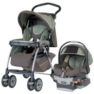 Chicco KeyFit 30 Cortina Poetic Travel System Stroller Adventure