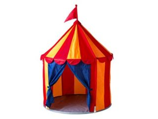 IKEA Childrens Kids Indoor Play Circus Tent Toy New