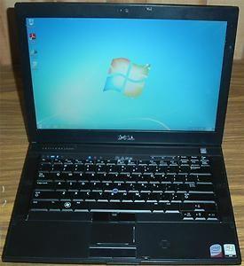Dell Latitude E6400 2 4Ghz Core 2 Duo 2GB 160GB LED WebCam 256Mb