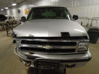 part came from this vehicle 1997 CHEVY S10 BLAZER Stock # WL6149