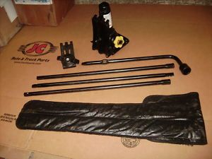 Chevy Silverado 1500 Jack spare tire tool kit set Gmc Sierra 99 00 01
