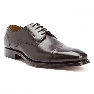 Florsheim Mens Chatom Cap Toe Oxford Dress Shoes Black Leather 12083