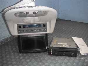 model part 03 chevrolet venture oem dvd entertainment system lkq