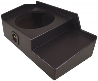 Chevy Silverado 99 06 Ext Cab Truck Single 10 Coated Subwoofer Speaker