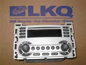 05 chevrolet equinox radio cd player oem lkq