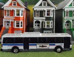 Chicago Transit Authority CTA Bus Road Champs 1995 The Orange Line Da