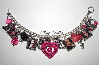 You have a choice of the Cher Lloyd bracelet or Cheryl Cole.