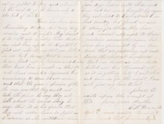Civil War Soldier, Charles Youngs letters (8) , 112 NY Vol Regiment