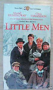 New VHS Little Men Mariel Hemingway Chris Sarandon