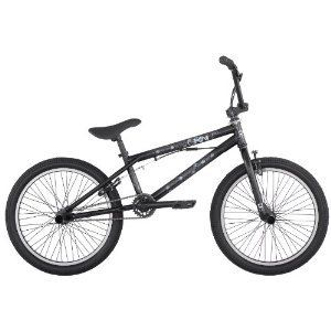 Grind Pro BMX Bike Black 20 inch New Kids Accessories Scooters