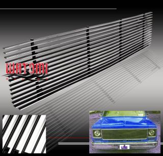 73 80 GMC Chevy S10 S20 S30 Blazer Jimmy Billet Grille