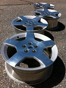chevrolet COBALT SS CHEVY HHR FACTORY STOCK OEM 17 WHEELS RIMS 5x110