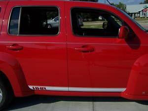Chevy HHR Rocker Panel Racing Stripes Custom Graphics