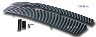 Billet Grille Insert 07   10 Chevy Tahoe Front Grill Combo Aluminum