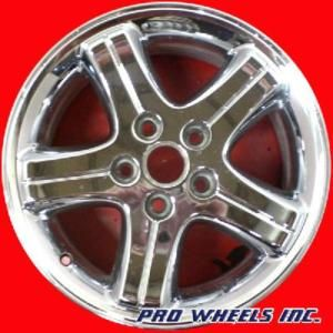 Dodge Intrepid 16  Factory Chrome Wheel Rim 2172 B