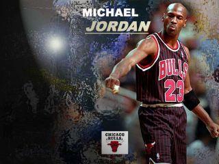 Michael Jordan Autographed Signed NBA Chicago Bulls Jersey + COA