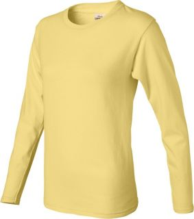 Chouinard Comfort Colors Ladies Cotton Long Sleeve T Shirt 3014