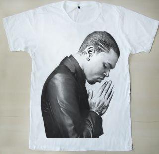 Hip Hop R&B Chris Brown Game Lil Wayne Unisex T Shirt S,M,L,XL