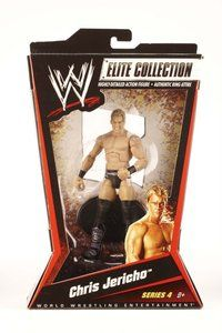 Chris Jericho WWE Mattel ELITE Series 4 Purple Trunks and Boots