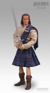 Collectibles Highlander 12 Inch Figure Origins Conner MacLeod Signed