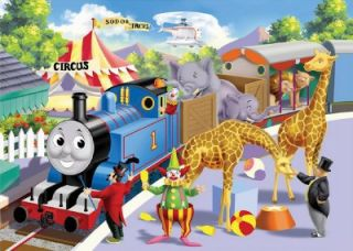Thomas & Friends   Circus Friends Kids Jigsaw Puzzle   35 pc