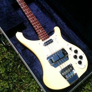 1995 Rickenbacker 4001CS Chris Squire Bass