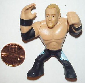 WWE Christian Rumblers Mattel Action Figure Figurine WWF Wrestling
