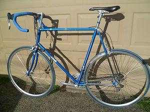 Cinelli Supercorsa China Blue 62 cm Complete Bike