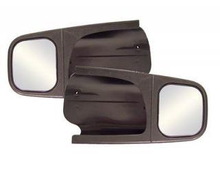 cipa 11500 mirrors custom towing abs plastic black