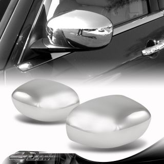 300C Dodge Charger Magnum Chrome Side Mirrors Covers 1x Pair