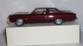 1976 chevrolet caprice promo model car by mpc