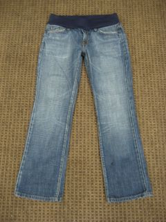 Citizens of Humanity Maternity Jeans Kelly Bootcut Rigid Genva Size 30